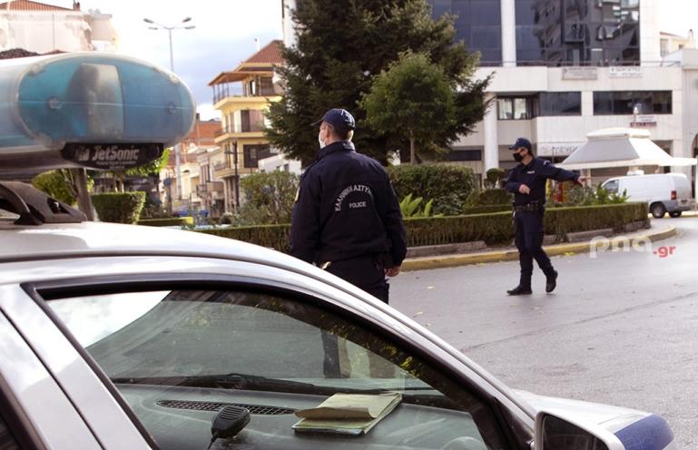 1 παράβαση στην Πελοπόννησο για μη χρήση μάσκας