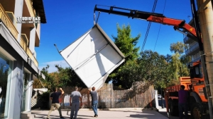 Αργολίδα: Ζημιές από τη νυχτερινή καταιγίδα και τους θυελλώδεις νοτιάδες στο Τολό