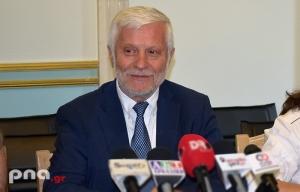Πέτρος Τατούλης «Παραμένουμε στην πρώτη γραμμή προάσπισης της Δημοκρατίας και του συμφέροντος των Πελοποννησίων πολιτών»
