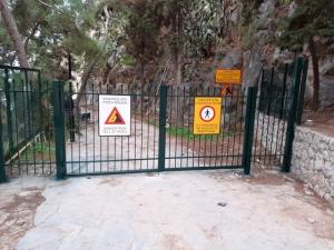 Οριστική διακοπή κυκλοφορίας στον πεζόδρομο της Αρβανιτιάς στο Ναύπλιο