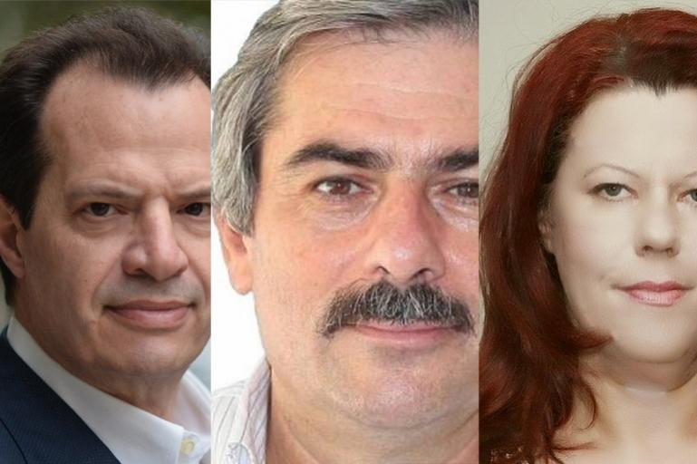 Κοινή δήλωση: Νίκας και Τατούλης μαζί ψήφισαν ευχολόγιο για τους αγρότες