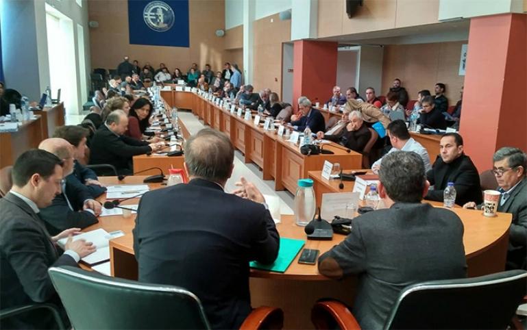 Διακήρυξη για τη μαγνητοφώνηση, απομαγνητοφώνηση, ηλεκτρονική επεξεργασία, σελιδοποίηση και βιβλιοδεσία των συνεδριάσεων του Περιφερειακού Συμβουλίου