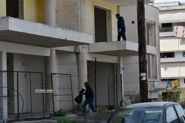 Πτώμα σε προχωρημένη σήψη εντοπίσθηκε στο Ναύπλιο