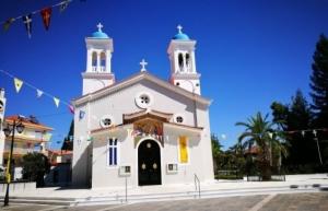 Τριήμερες εκδηλώσεις για τον Αγ. Λουκά τον Ιατρό στον Προφ. Ηλία Τρίπολης