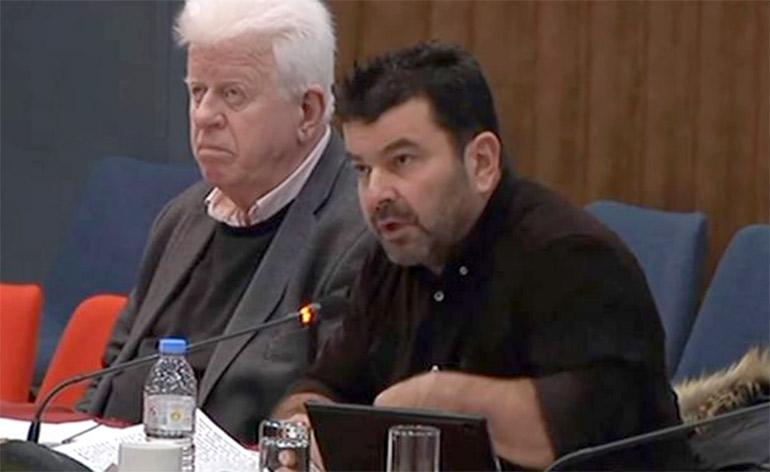 Γιάννης Κελλάρης: Απαιτούμε από την Περιφερειακή αρχή να πάψει να τρομοκρατεί τους εργαζόμενους