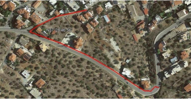 Ολοκλήρωση της αντικατάστασης τμήματος εσωτερικού δικτύου ύδρευσης της Κοινότητας Ξηροπηγάδου
