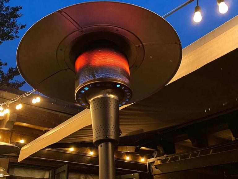 Επιχορήγηση επιχειρήσεων εστίασης για την προμήθεια θερμαντικών σωμάτων εξωτερικού χώρου