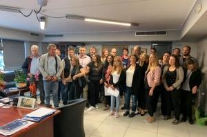 Ορκωμοσία νέων υπαλλήλων στο Δήμο Τρίπολης