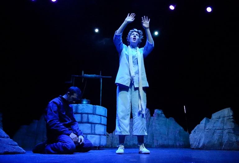 """Παιδική παράσταση """"Ο Μικρός Πρίγκηπας"""" στο θέατρο Φλόκα"""