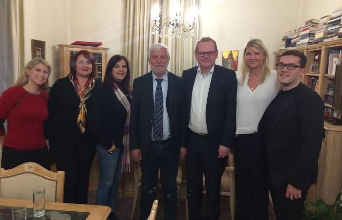 Πέτρος Τατούλης «Στην τελική ευθεία η Περιφέρεια Πελοποννήσου για να φιλοξενήσει το συνέδριο των Γερμανών Τουριστικών Πρακτόρων»