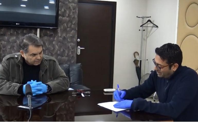 Παράδοση αυτοκινήτου από τον Δήμο Άργους Μυκηνών στην Αστυνομία (video)