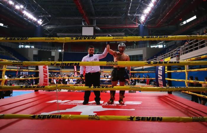 Κick boxing Τρίπολης: Τέσσερις αθλητές από την Τρίπολη και τρεις τρίτες θέσεις