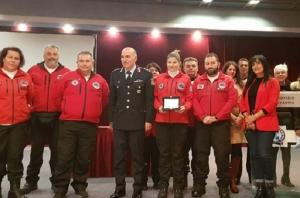 «Βράβευση της Ελληνικής Ομάδας Διάσωσης Αρκαδίας από την Γενική Περιφερειακή Αστυνομική Διεύθυνση Πελοποννήσου »