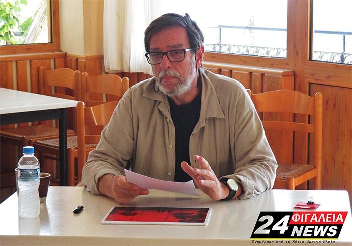 Θλίψη για το θάνατο του Καθηγητή Ι.Χατζηγώγα | Η αγάπη του για τη Ζούρτσα και το όραμα για τον Επικούριο Απόλλωνα