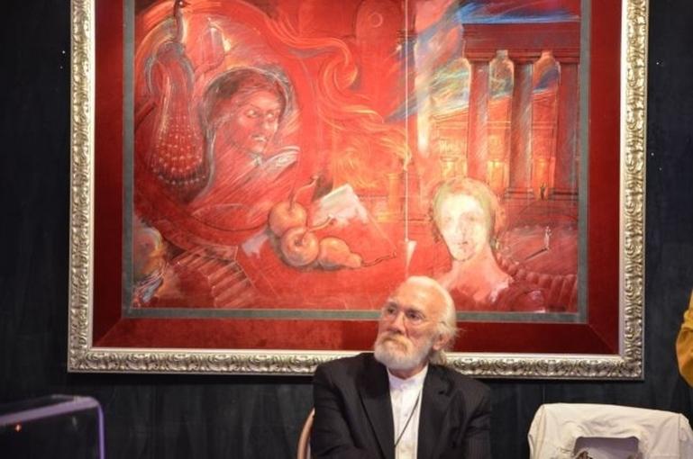 Απεβίωσε ο Αρκάς καλλιτέχνης Δημήτρης Ταλαγάνης - Έχασε τη μάχη με τον κορωνοϊό