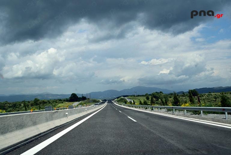 Κυκλοφοριακές ρυθμίσεις στον Αυτοκινητόδρομο Κόρινθος - Τρίπολη - Καλαμάτα και κλάδος Λεύκτρο - Σπάρτη