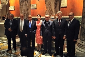 Βασίλης Κοντοζαμάνης: Η Αθήνα επιλέχθηκε να φιλοξενήσει το 2023 το Πανευρωπαϊκό Συνέδριο Μεταμοσχεύσεων