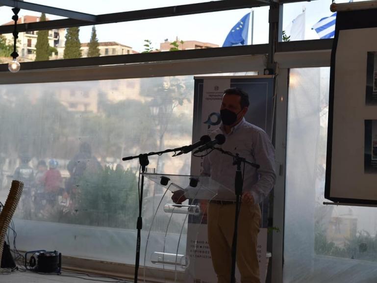 Ενημερωτική εκδήλωση στο Αστρος σχετικά με τον αλιευτικό τουρισμό στην Περιφέρεια Πελοποννήσου
