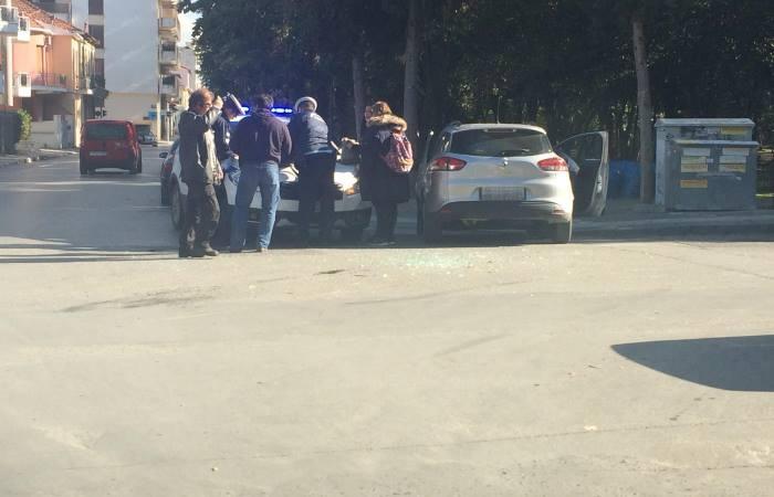 Τροχαίο ατύχημα μεταξύ δύο Ι.Χ. αυτοκινήτων στην Τρίπολη