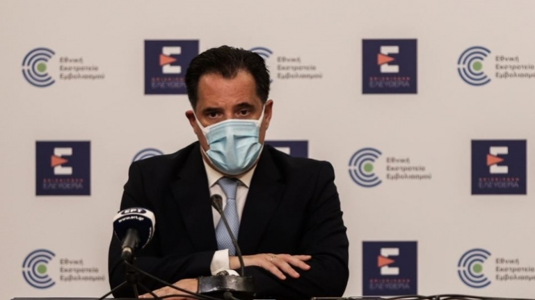 Γεωργιάδης: Ενδέχεται να απαγορευτεί η είσοδος ανεμβολίαστων στο λιανεμπόριο
