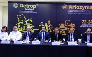Η Καλαμάτα παρουσιάζει το μεσσηνιακό ελαιόλαδο στη «Detrop Boutique» της ΔΕΘ - Helexpo