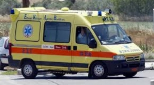 Σοβαρό τροχαίο ατύχημα στη Νέα Κίο Αργολίδας