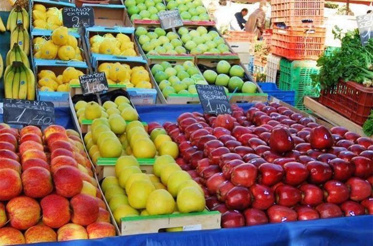 Λειτουργία Λαϊκών Αγορών Δήμου Τρίπολης (31/12/2020)