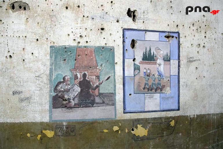 Απολύτως θετικός ο Περιφερειάρχης στην ανάδειξη του χώρου στα υπόγεια του Δικαστικού Μεγάρου Τρίπολης