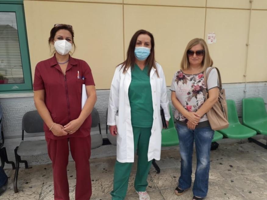 Στάση εργασίας στο Παναρκαδικό Νοσοκομείο (vid)