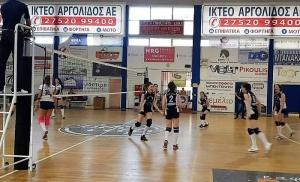 Σπουδαία νίκη για τις μικρές του ΑΣΠΕΤ στο Ναύπλιο