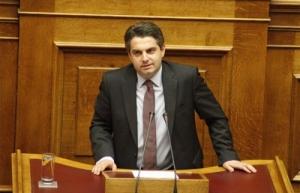 Νέος αντιπρόεδρος της Βουλής ο Οδυσσέας Κωνσταντινόπουλος