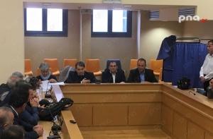 Με απόλυτη πλειοψηφία Πρόεδρος της ΠΕΔ Πελοποννήσου ο Δήμαρχος Καμπόσος