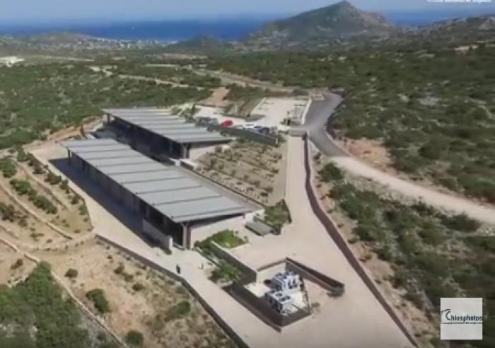 Aφιέρωμα στο Μουσείο Μαστίχας Χίου (video)