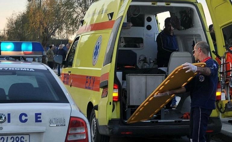 Τρίπολη   Αυτοκίνητο χτύπησε ηλικιωμένο στην πλατεία Αγίου Βασιλείου