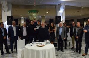 Κοπή πίτας για τον ΣΥΡΙΖΑ Αρκαδίας παρουσία Έφης Αχτσιόγλου (video - pics)