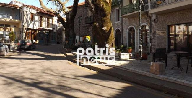 Αστικές αναπλάσεις 1,2 εκατ. ευρώ σε Κρέστενα και Ανδρίτσαινα
