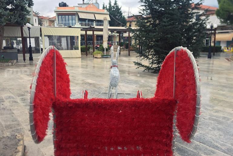 Ολοκληρώθηκε ο χριστουγεννιάτικος στολισμός στον Δήμο Βόρειας Κυνουρίας