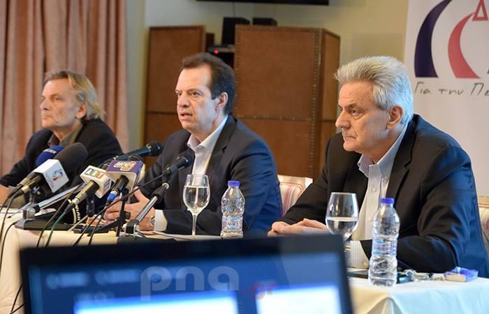 Ανακοίνωση της υποψηφιότητας του Γιώργου Δέδε για την Περιφέρεια Πελοποννήσου (video)