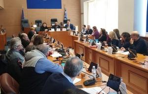 Η Υπουργός Πολιτισμού κ. Λ. Μενδώνη στην Περιφέρεια Δυτικής Ελλάδας