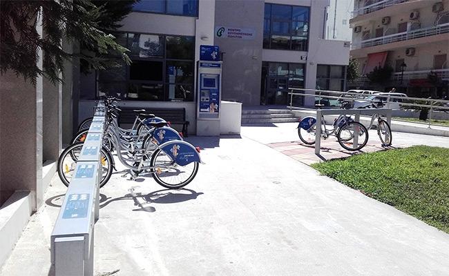 Σε λειτουργία το Σύστημα Κοινόχρηστων Ποδηλάτων του Δήμου στο ...