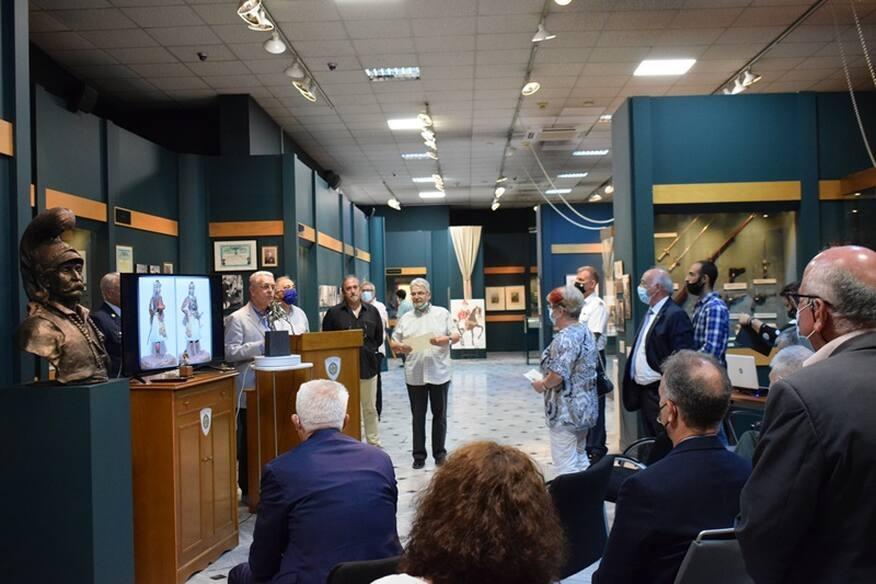 Πολεμικό Μουσείο Τρίπολης: Έφιππες Μνήμες - Θεόδωρος Κολοκοτρώνης
