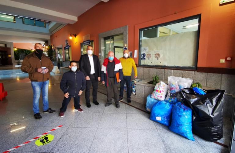 Κώστας Τζιούμης: «Ο Δήμος Τρίπολης στέκεται σταθερά στο πλευρό των ΑΜΕΑ»