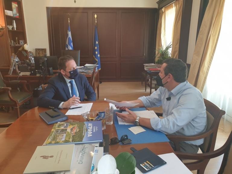 Οι προτάσεις του Δήμου Βόρειας Κυνουρίας στο πρόγραμμα Αντώνης Τρίτσης