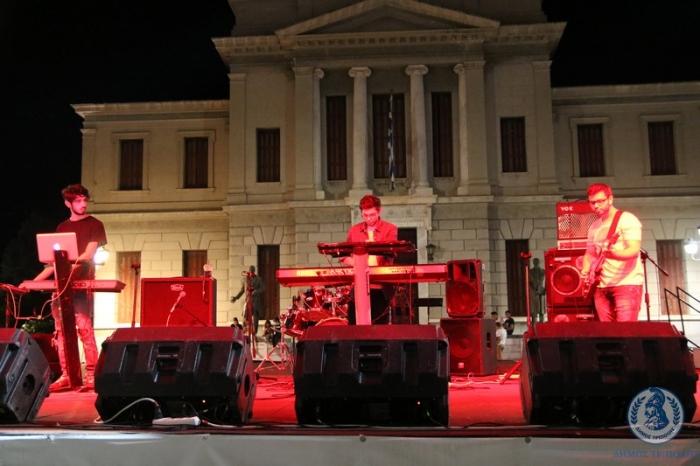 Τρίτη μέρα του Φεστιβάλ νέων του Δήμου Τρίπολης (video - pics)