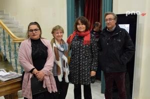 Τελετή έναρξης για το έκτο Διεθνές Φεστιβάλ Ντοκιμαντέρ Πελοποννήσου στην Τρίπολη (pics - video)