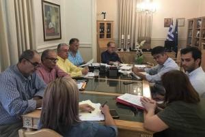Υψους 190.000.000 ευρώ αναμένεται να είναι ο προϋπολογισμός της Περιφέρειας Πελοποννήσου για το 2020
