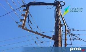 Διακοπή ηλεκτροδότησης σε περιοχές του Δήμου Μεγαλόπολης