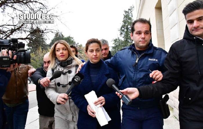 Αργολίδα: Ξαναζωντανεύει σήμερα στο εφετείο Ναυπλίου η υπόθεση της «Μαύρης Χήρας» (video)