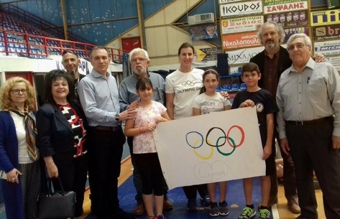 Η Ηλεία στο επίκεντρο του Ολυμπιακού Αθλητισμού (pics)