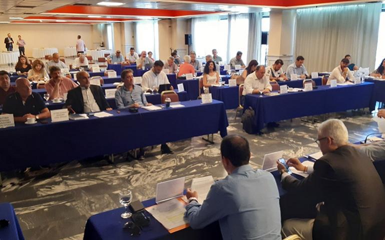 Περιφερειακό Συμβούλιο Δυτικής Ελλάδας: «Επιστροφή» στις δια ζώσης συνεδριάσεις